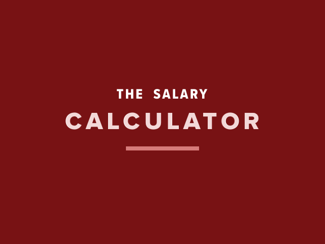 The Salary Calculator USA